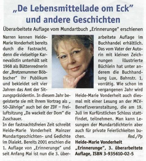 Lokale Zeitung